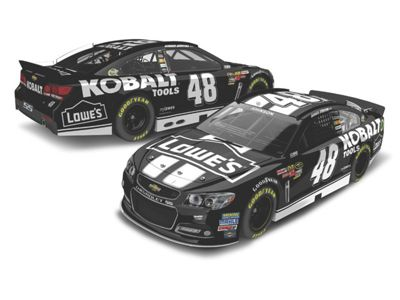 jimmie johnson 48 kobalt 2013 1 24 scale die cast