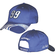 Carl Edwards 99 Speed Slot Cap
