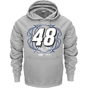 jimmie johnson 48 fan up hoodie