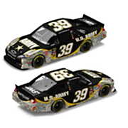 Ryan Newman 39 Army 1 24 Scale Die cast