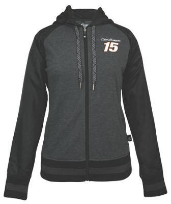 Clint Bowyer 15 Ladies Lightweight All Season Jacket