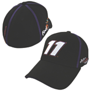 Denny Hamlin 11 Backstretch Fit Cap
