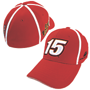 Clint Bowyer 15 Backstretch Fit Cap