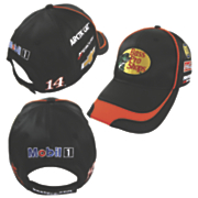 tony stewart 14 official replica uniform cap
