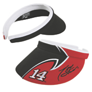 Tony Stewart 14 Ladies Side Draft Slide On Visor
