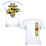 paul menard 27 draft tee