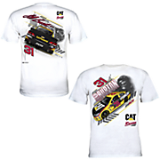 jeff burton 31 draft tee