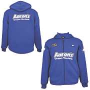 mark martin 55 big sponsor fleece