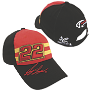 joey logano 22 big number cap