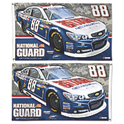 Dale Earnhardt Jr 88 2 Sided Flag 2013