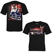dale earnhardt 3 black gm goodwrench tee