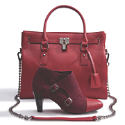 Eleonora Tote And Bootie