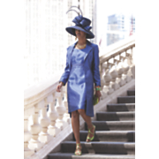 Palermo Jacket Dress And Hat