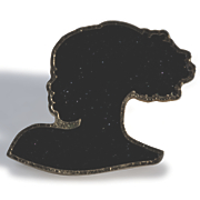 Sandras Picks Lapel Pin