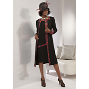 Cheena Jacket Dress and Hat