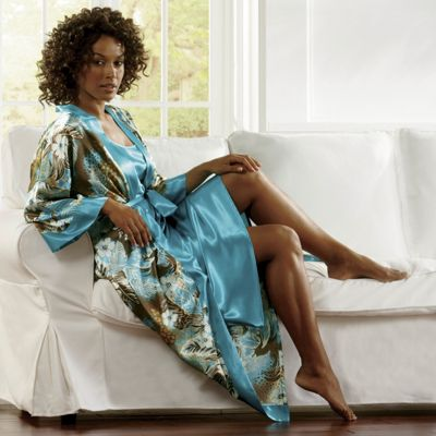 Island Pleasures Robe Gown
