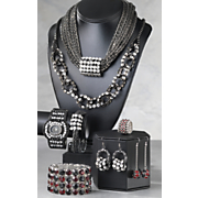 Crystal Jewelry Ensemble