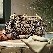 Bag Leopard Frame