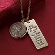 Pendant Good Luck Penny