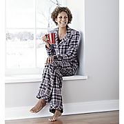 Pjs Plaid 3 Pc Set