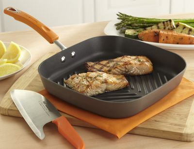 Rachael Ray Grill Pan Divided