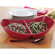 Rachael Ray Serving Dish Divided