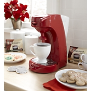 Ginnys Coffeemaker Single Double Serve