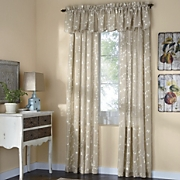 savvannah floral vine window treatments