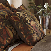 Pillow Decorative Falling Leaves