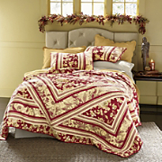 Bromley Oversized Reversible Quilt and Sham