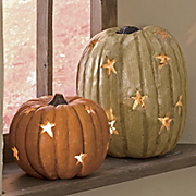 Light Up Pumpkins
