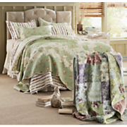 Your Choice Oversized Cotton Quilt And Sham Z