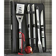 Top Chef Barbecue Set And Case 5 Piece