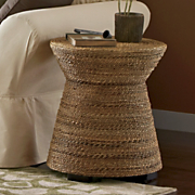 sea grass side table