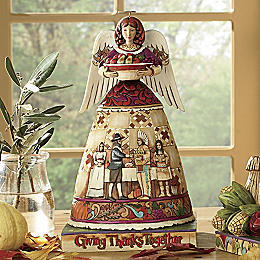Thankful Tradition Harvest Angel