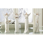 Set Of 4 Serenity Angels