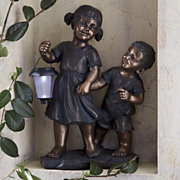 Childhood Pals Solar Light