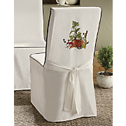 Pumpkin Chair Cover