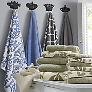 set of 2 waverly hand towels
