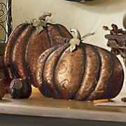 Pumpkin Tealight Holder