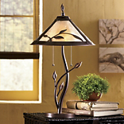 Mica Table Lamp A
