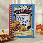 Super Fast Slow Cooking Cookbook