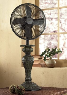 The Zephyr Table Fan by Deco Breeze
