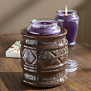 candle warmer and candle