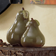 Set Of 2 Pears