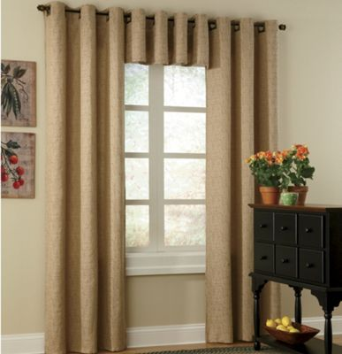 Hudson Grommet Top Window Treatments