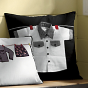 shirt throw pillow