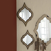 Set Of 2 Marietta Wall Mirrors