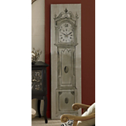 Canvas Grandfather Clock