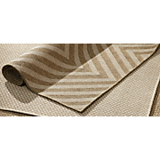 chevron anywhere rug